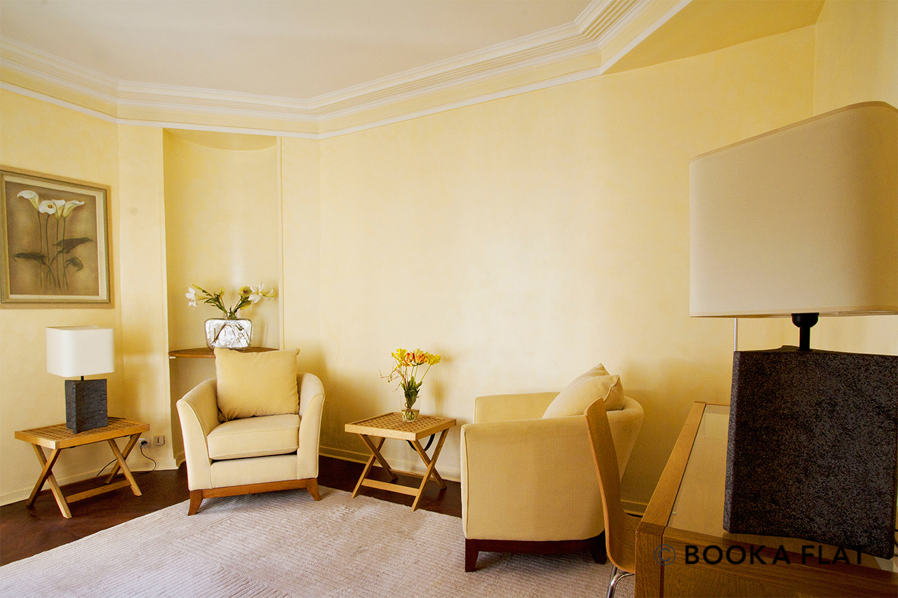Appartement Paris Rue Vignon 4