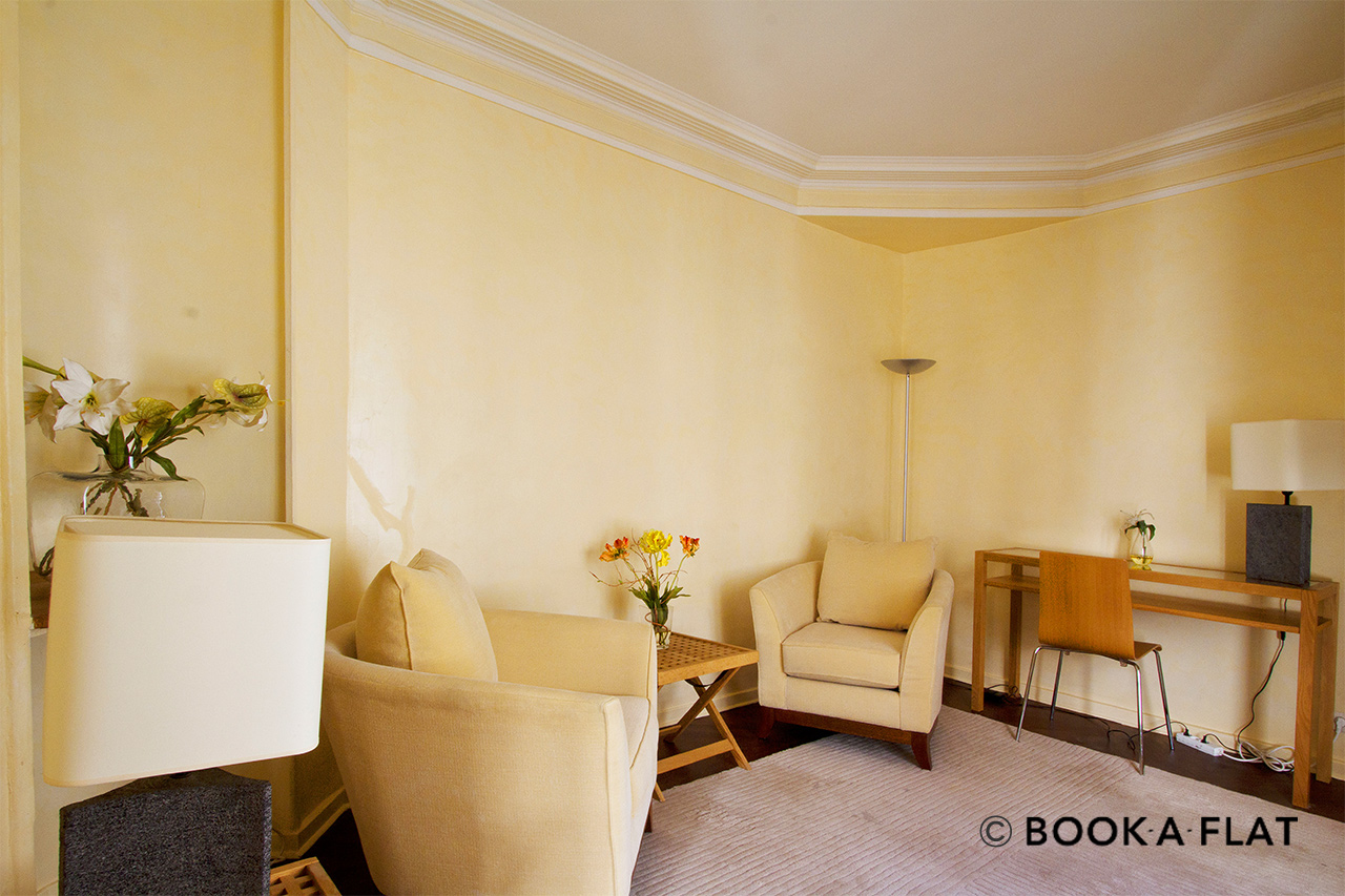 Appartement Paris Rue Vignon 5