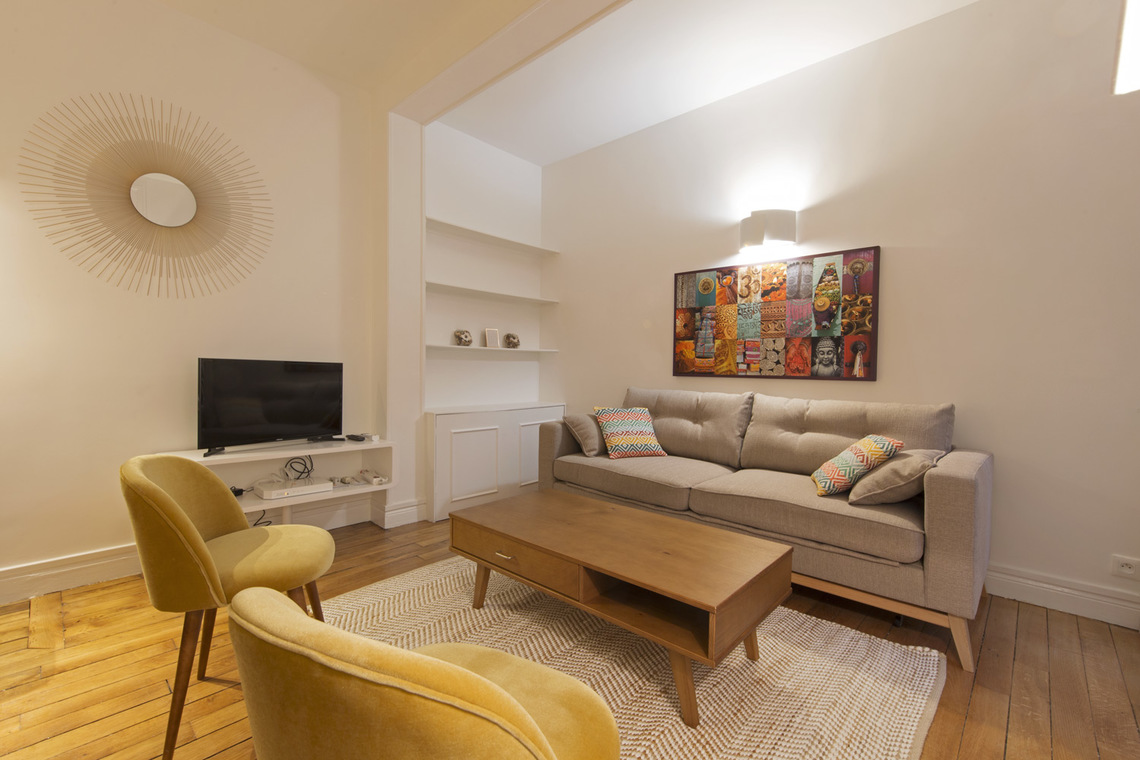 Location appartement meubl avenue raymond poincar paris ref 15900 - Location appartement meuble paris 15 ...