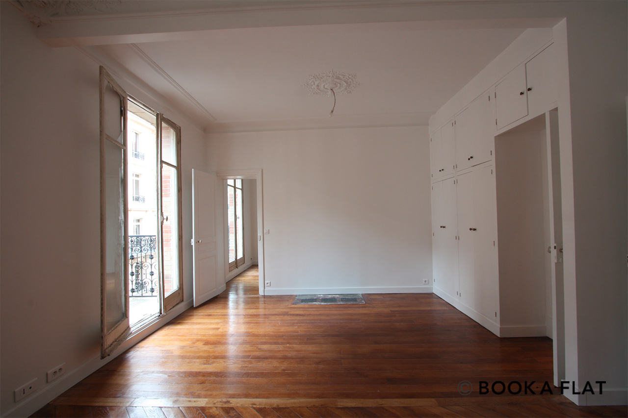 Paris Rue de Siam Apartment for rent