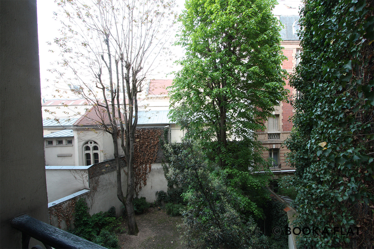 Apartment Paris Rue de Siam 10