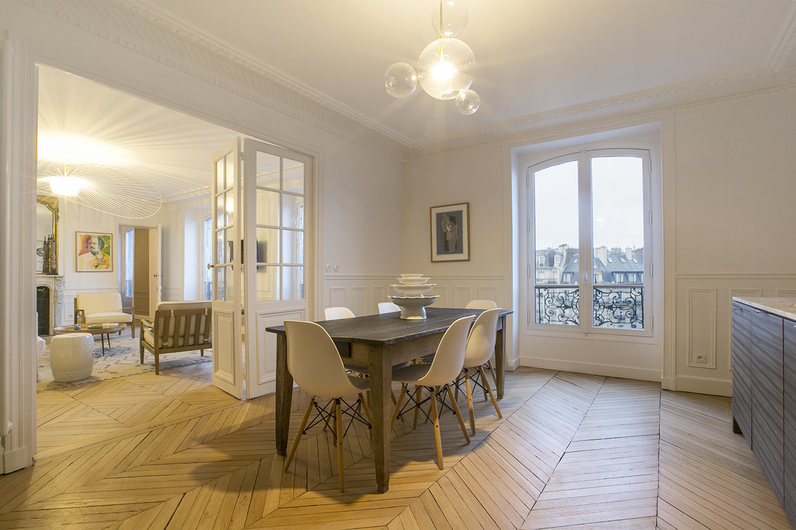 Apartment Paris Boulevard Saint Germain 7