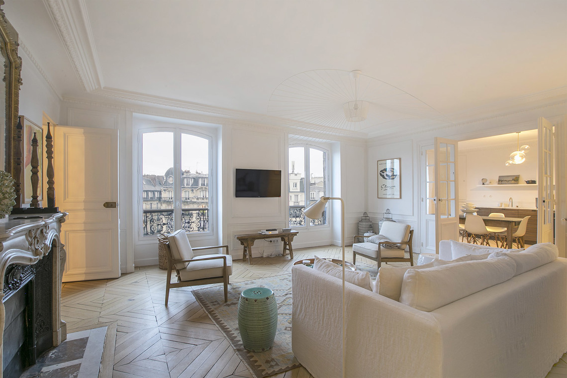 Apartment Paris Boulevard Saint Germain 4