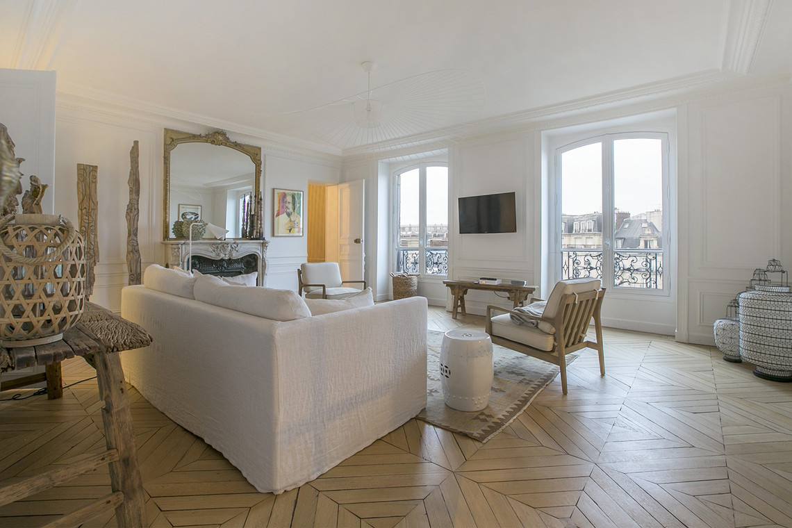 Apartment Paris Boulevard Saint Germain 2