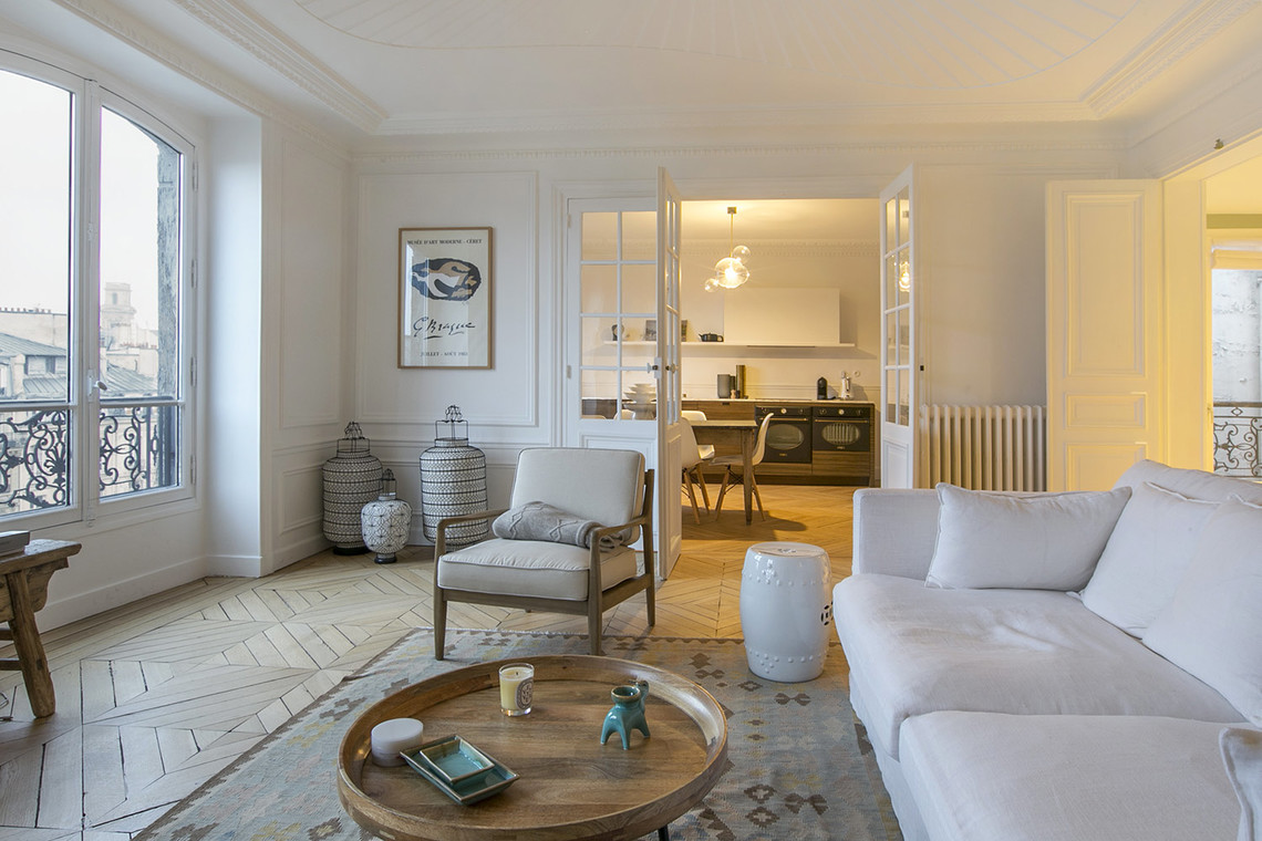 Apartment Paris Boulevard Saint Germain 5