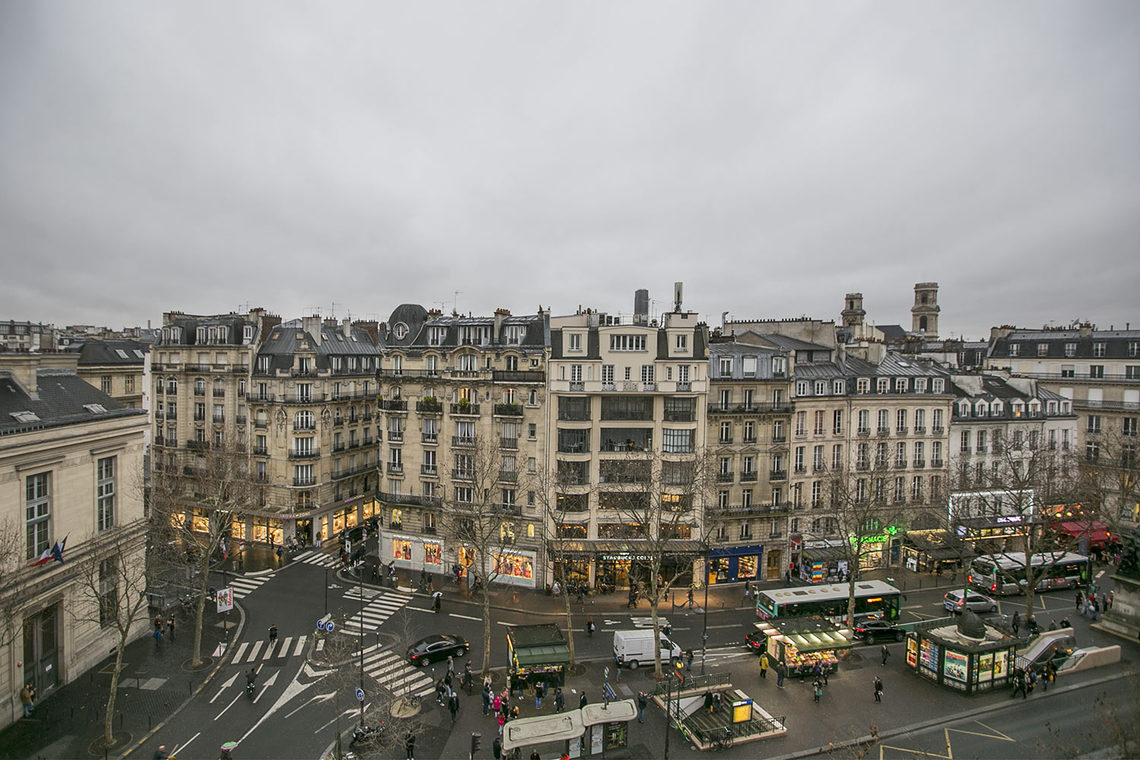 Apartment Paris Boulevard Saint Germain 26