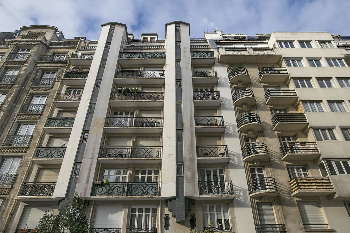 Apartment Paris Rue Dobropol 10