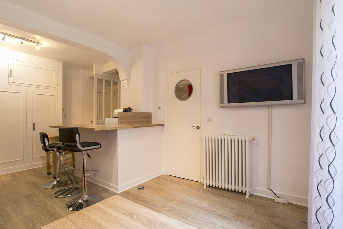 Apartment Paris Rue Dobropol 3