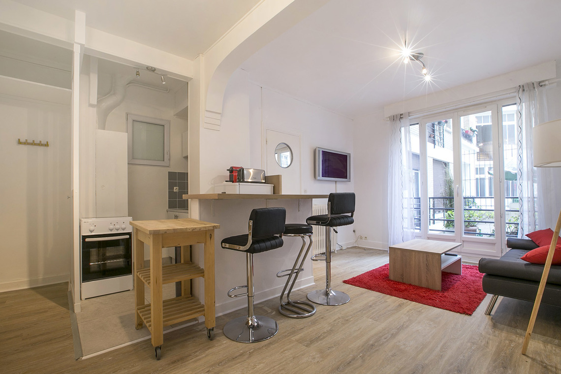 Apartment Paris Rue Dobropol 4