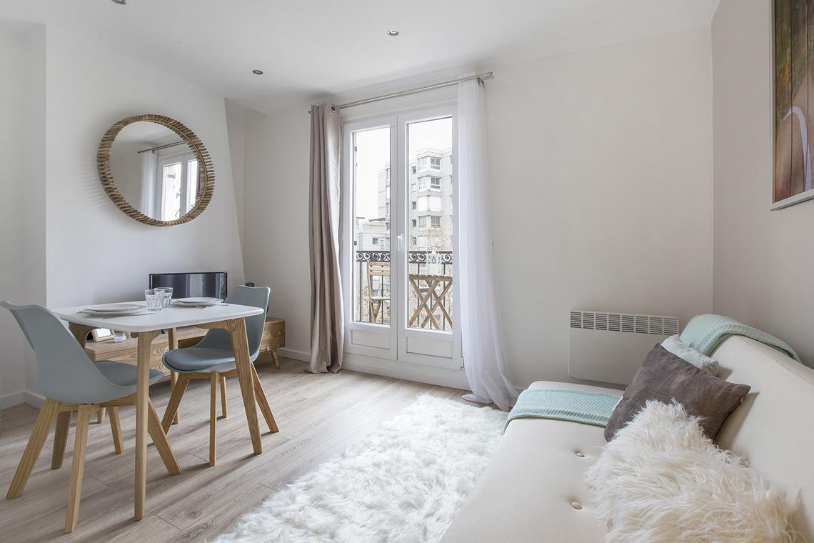 Appartement Meublé à Louer Paris Rue Du Faubourg Saint Antoine