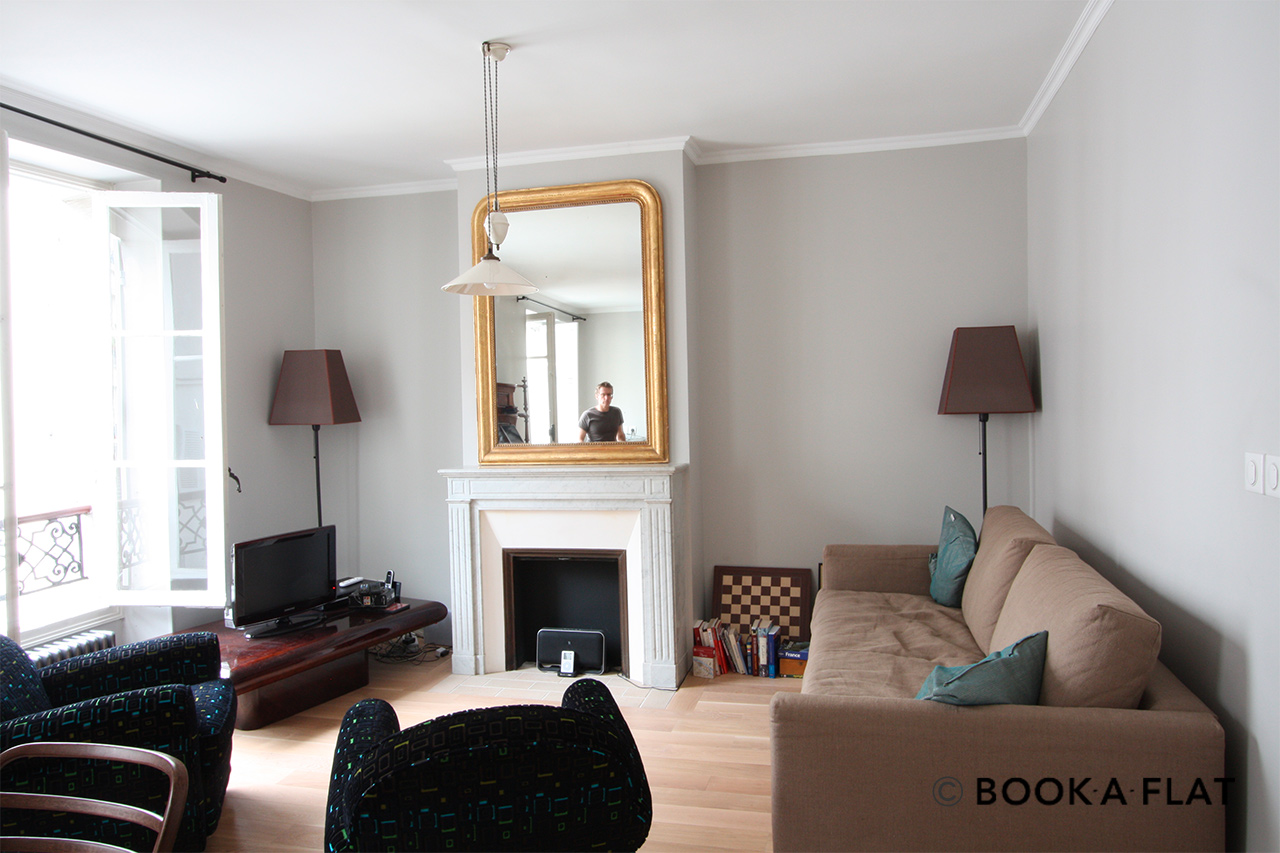 Appartement meubl 18 me arrondissement de paris 75018 for Meuble a louer paris