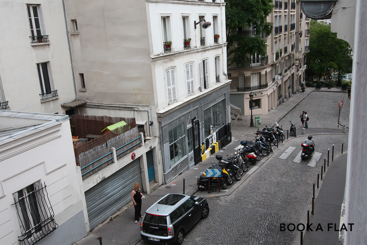 Apartment Paris Rue André Barsacq 9