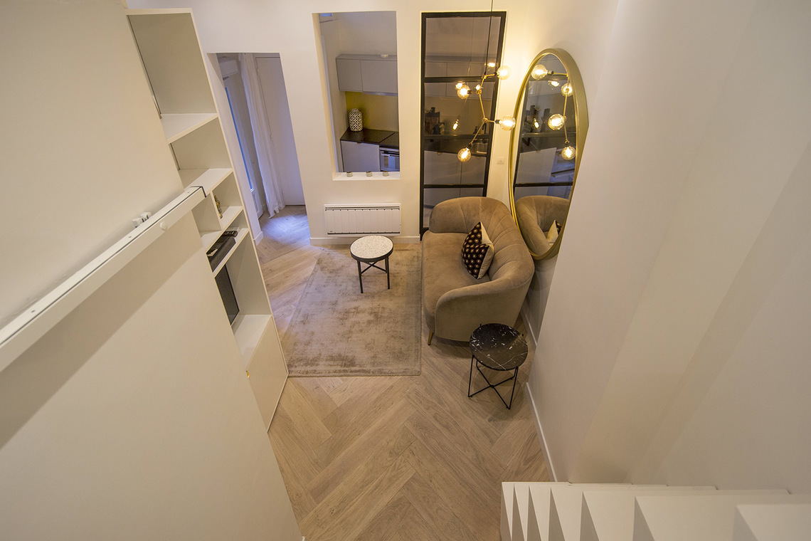 Apartment Paris Boulevard Saint Michel 5