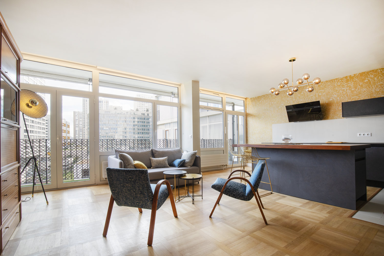 Apartment Paris rue du Docteur Finlay