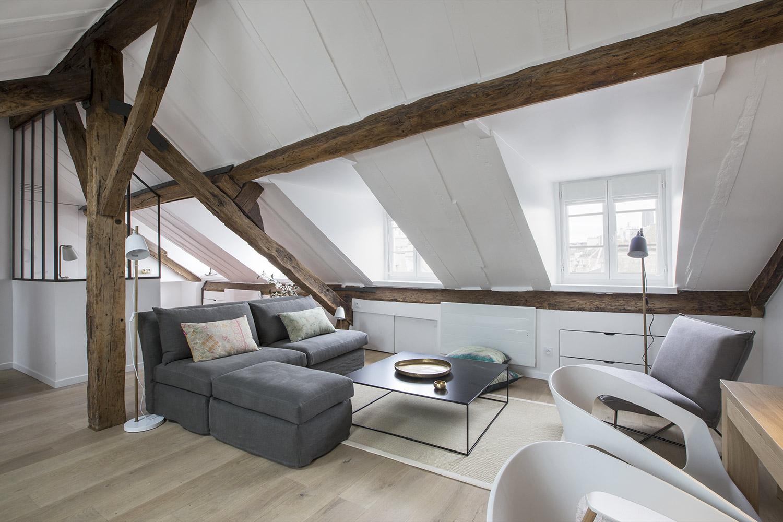 Apartment Paris rue Jacob