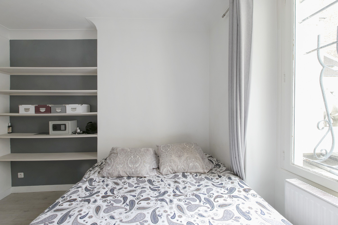 Appartement Paris Rue Cambronne 9