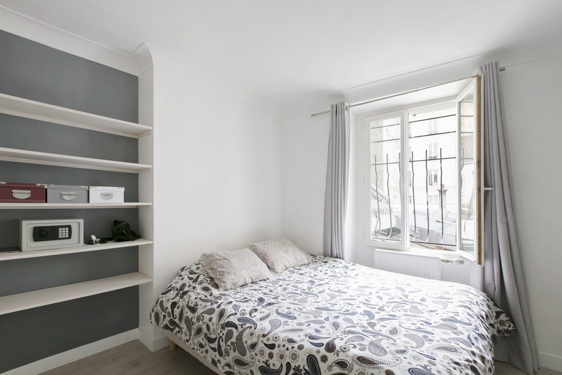 Appartement Paris Rue Cambronne 11