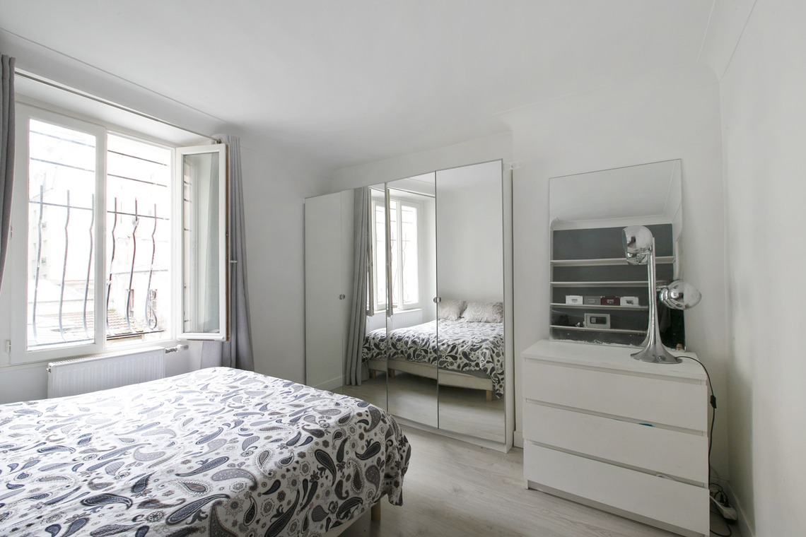 Appartement Paris Rue Cambronne 12