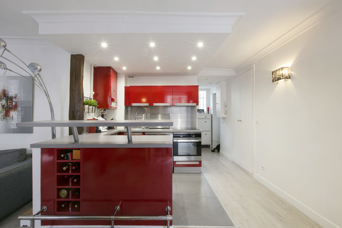 Appartement Paris Rue Cambronne 8