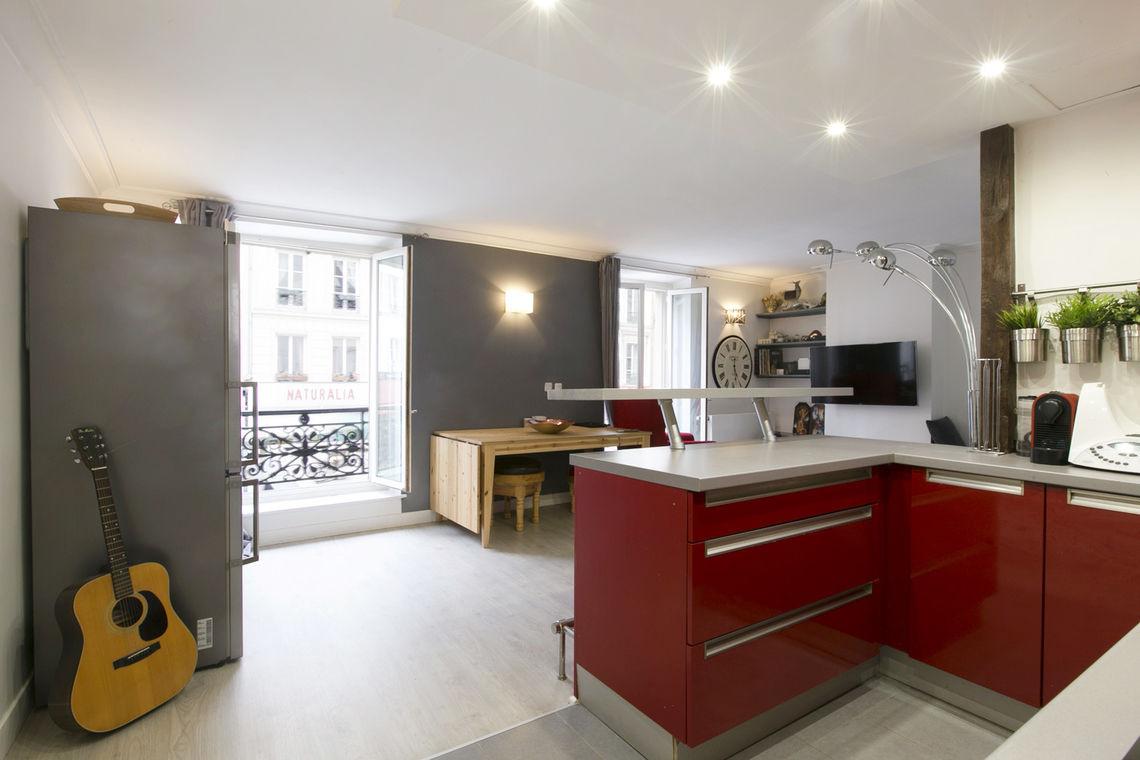 Appartement Paris Rue Cambronne 7