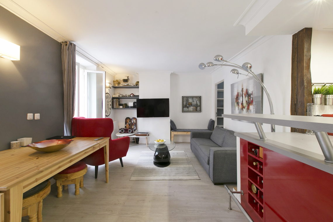 Appartement Paris Rue Cambronne 4