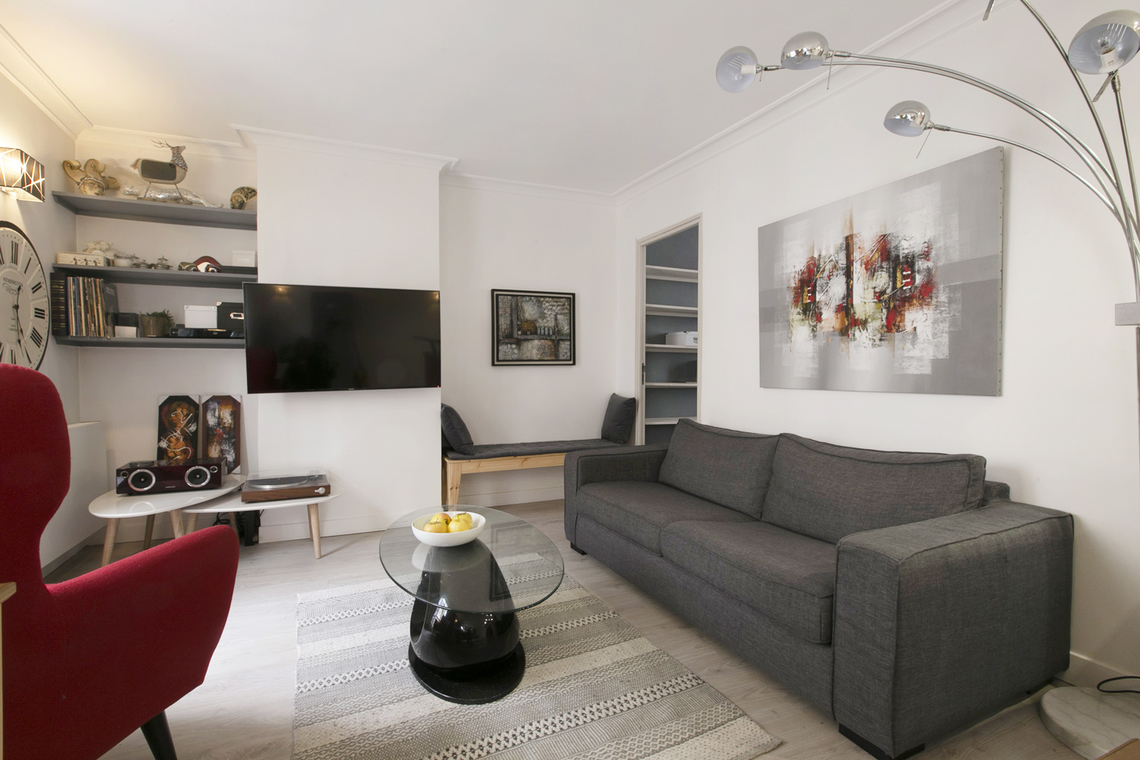 Appartement Paris Rue Cambronne 3
