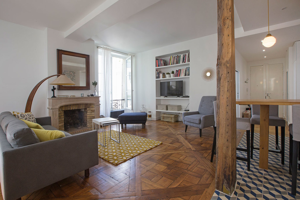 Paris Rue de l'Éperon Apartment for rent