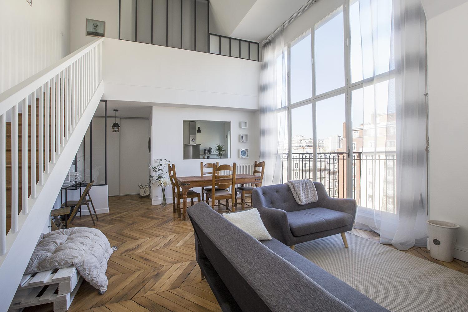 Apartment Paris boulevard Pereire