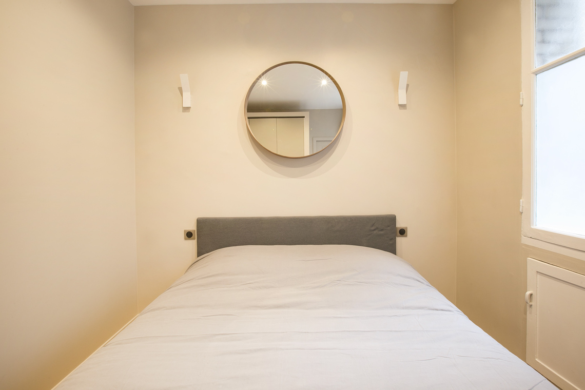 Apartment Paris Rue George Sand 6