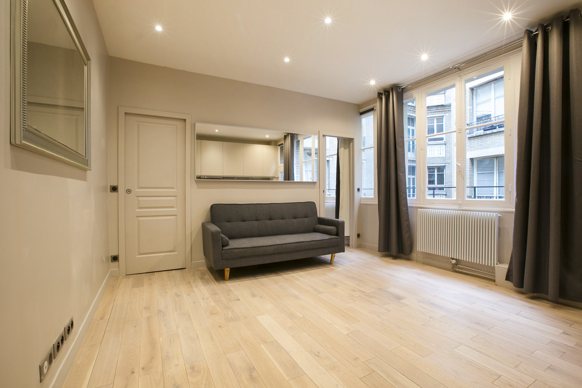 Furnished apartment for rent Paris Rue George Sand