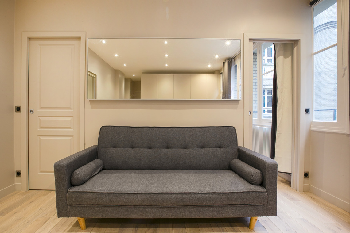 Paris Rue George Sand Apartment for rent