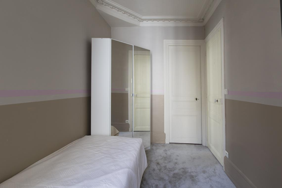 Apartment Paris Rue Brunel 18