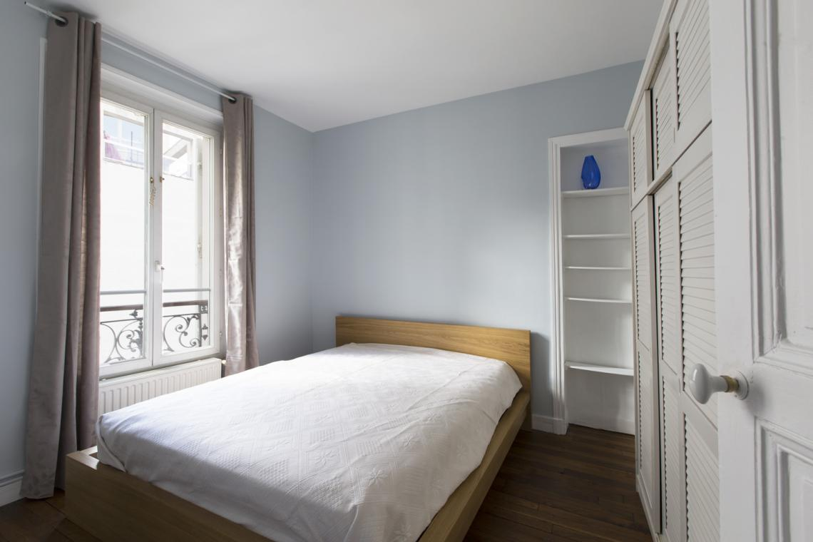Apartment Paris Rue Brunel 14