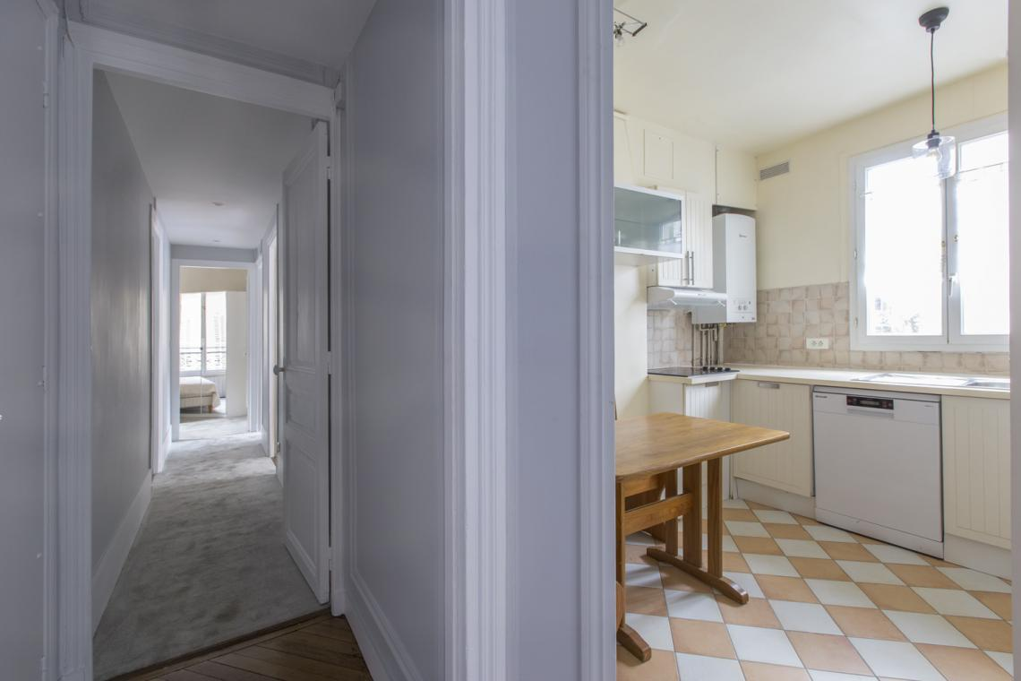 Apartment Paris Rue Brunel 8