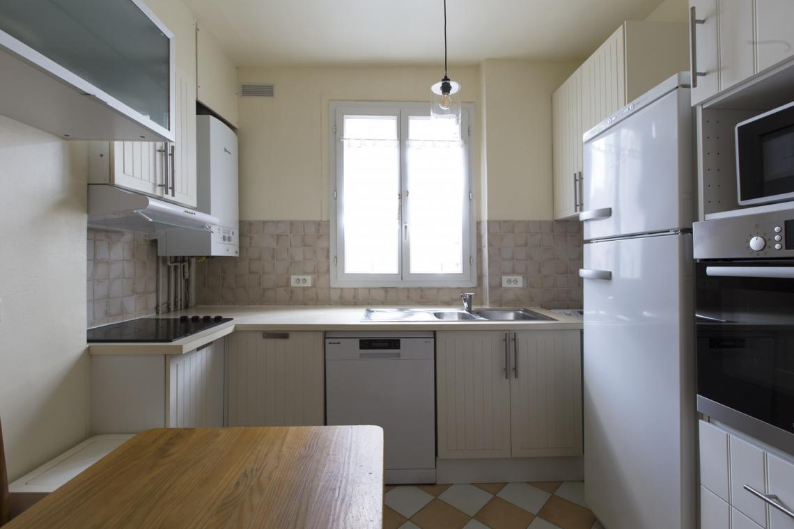 Apartment Paris Rue Brunel 7