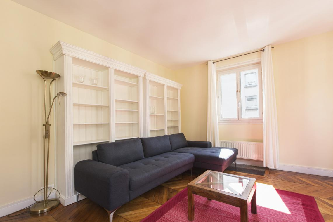 Furnished apartment for rent Paris Rue Brunel