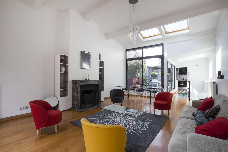Apartment Paris rue de Gergovie
