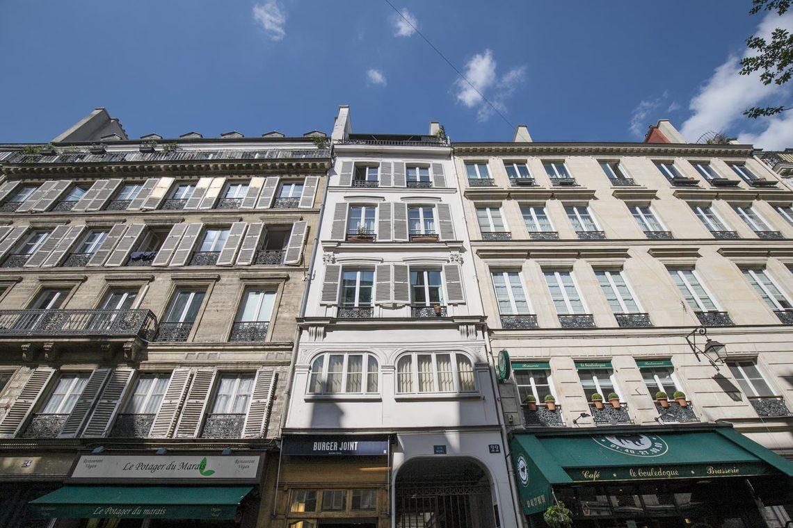 Location appartement meubl rue rambuteau paris ref 16427 - Rue rambuteau paris ...
