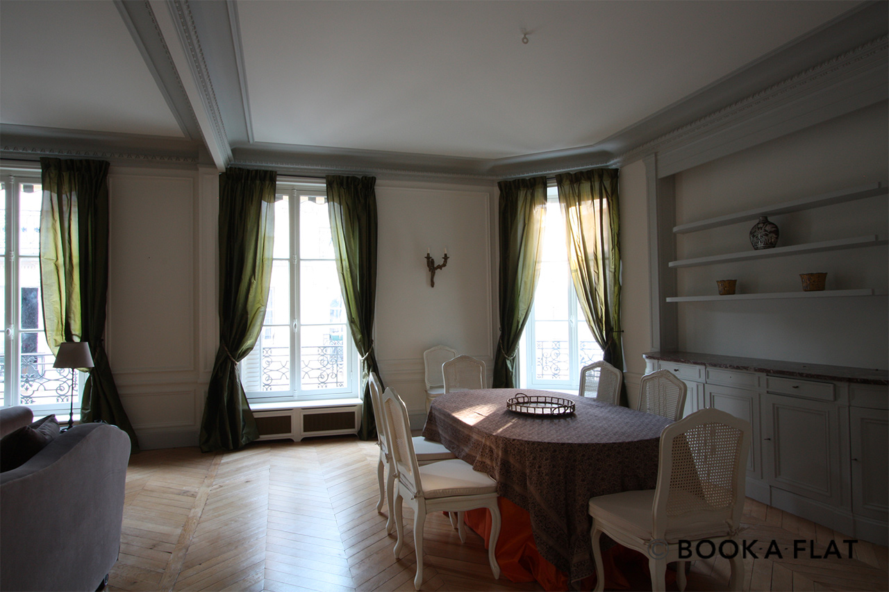 Appartement Paris Rue de Bellechasse 2