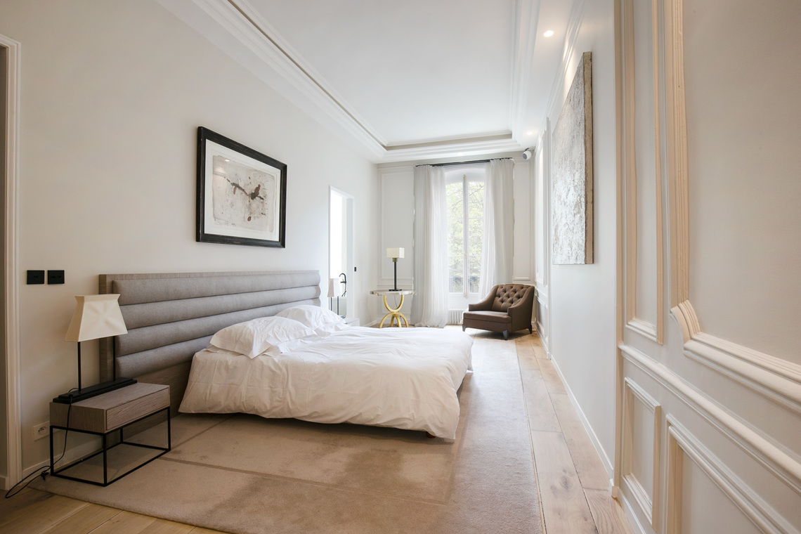 Apartment Paris Boulevard Saint Germain 12