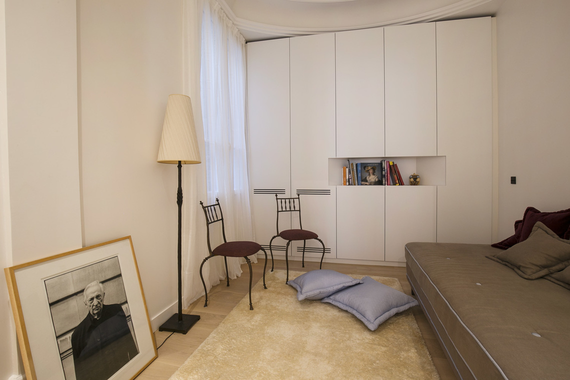 Apartment Paris Boulevard Saint Germain 18