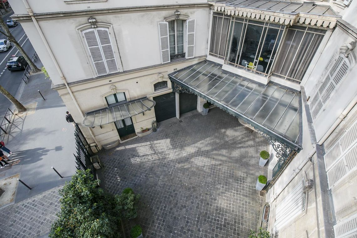 Apartment Paris Boulevard Saint Germain 10