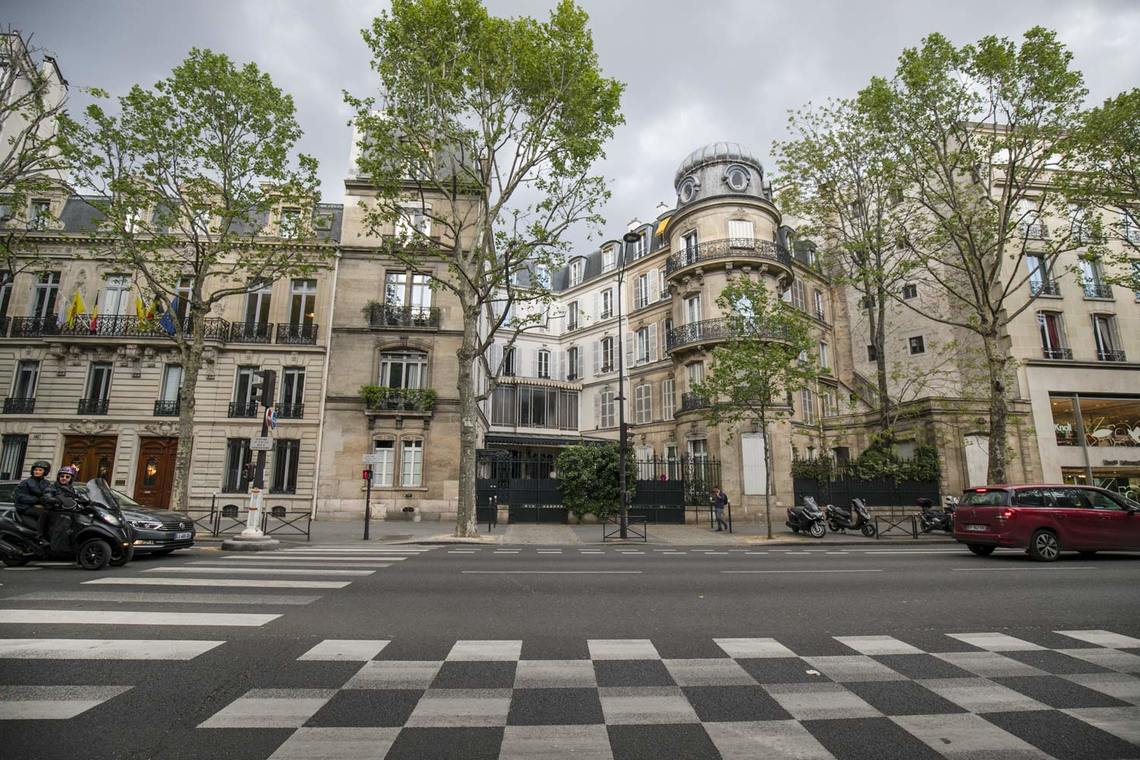 Apartment Paris Boulevard Saint Germain 30