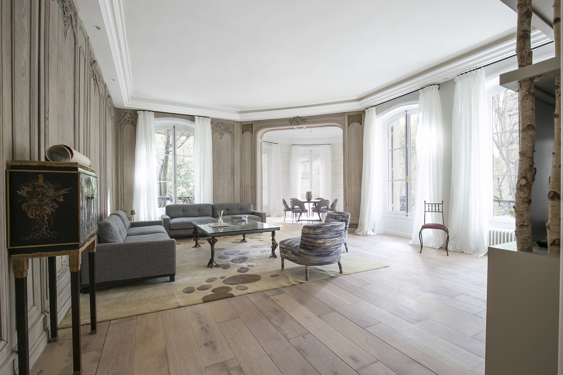 Paris Boulevard Saint Germain Apartment for rent