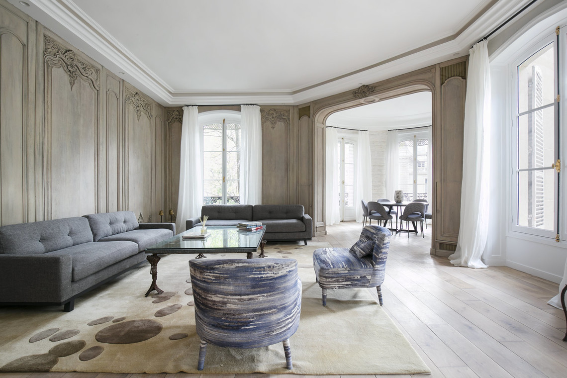 Furnished apartment for rent Paris Boulevard Saint Germain