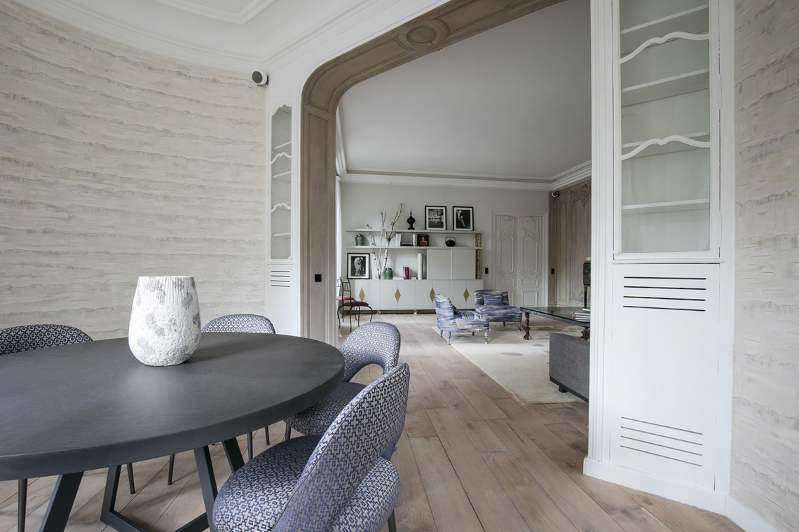 Apartment Paris Boulevard Saint Germain 11