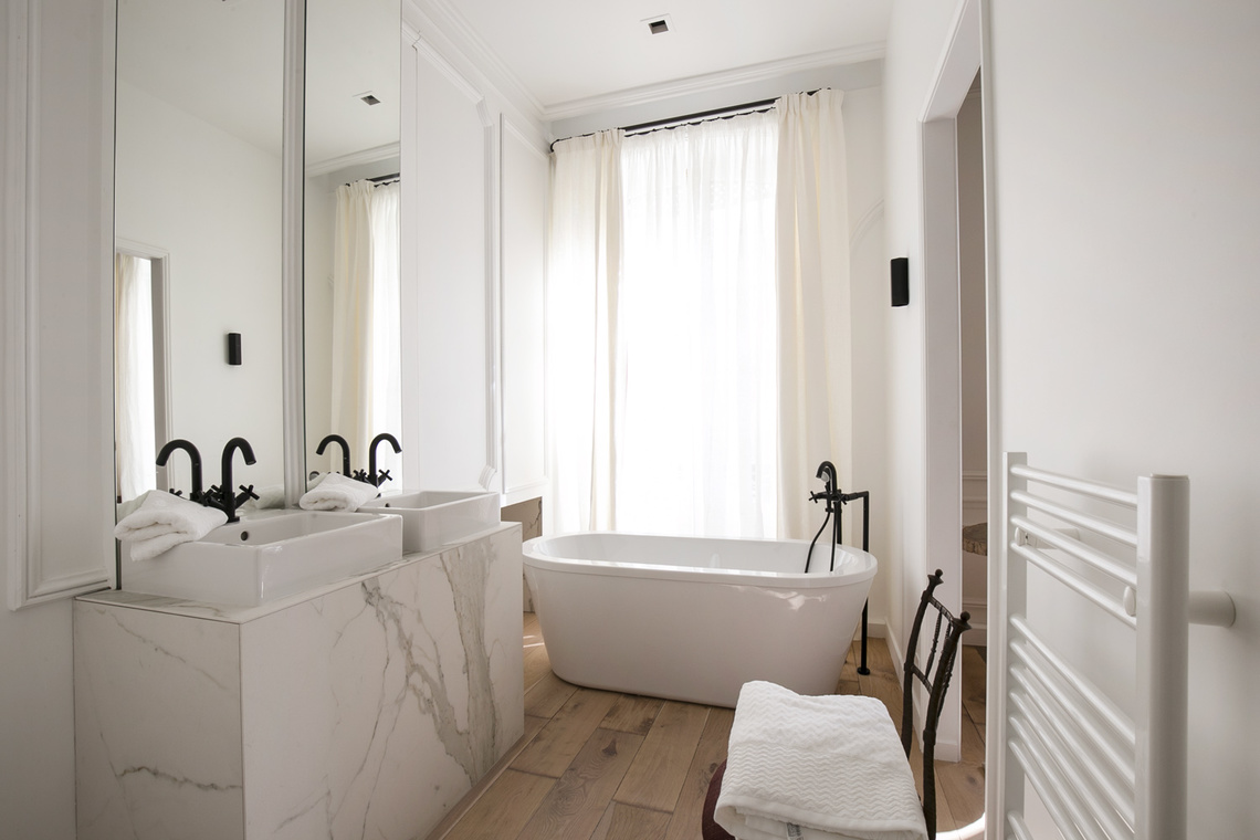 Apartment Paris Boulevard Saint Germain 16