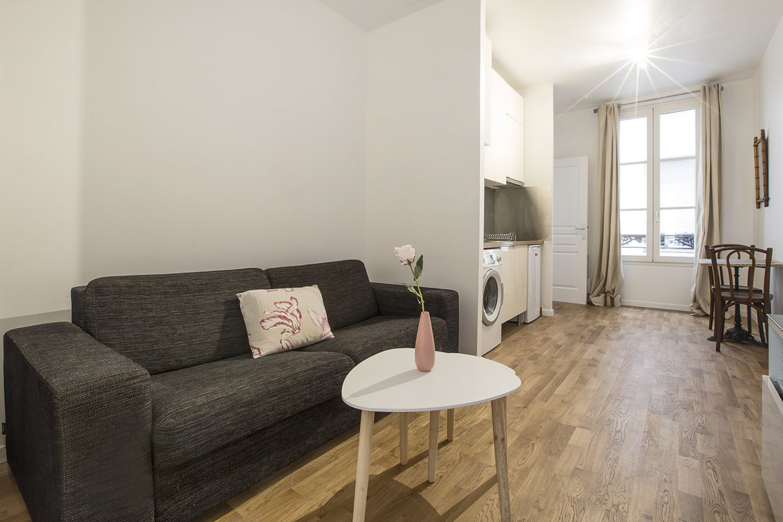 Furnished apartment for rent Paris Avenue de Wagram