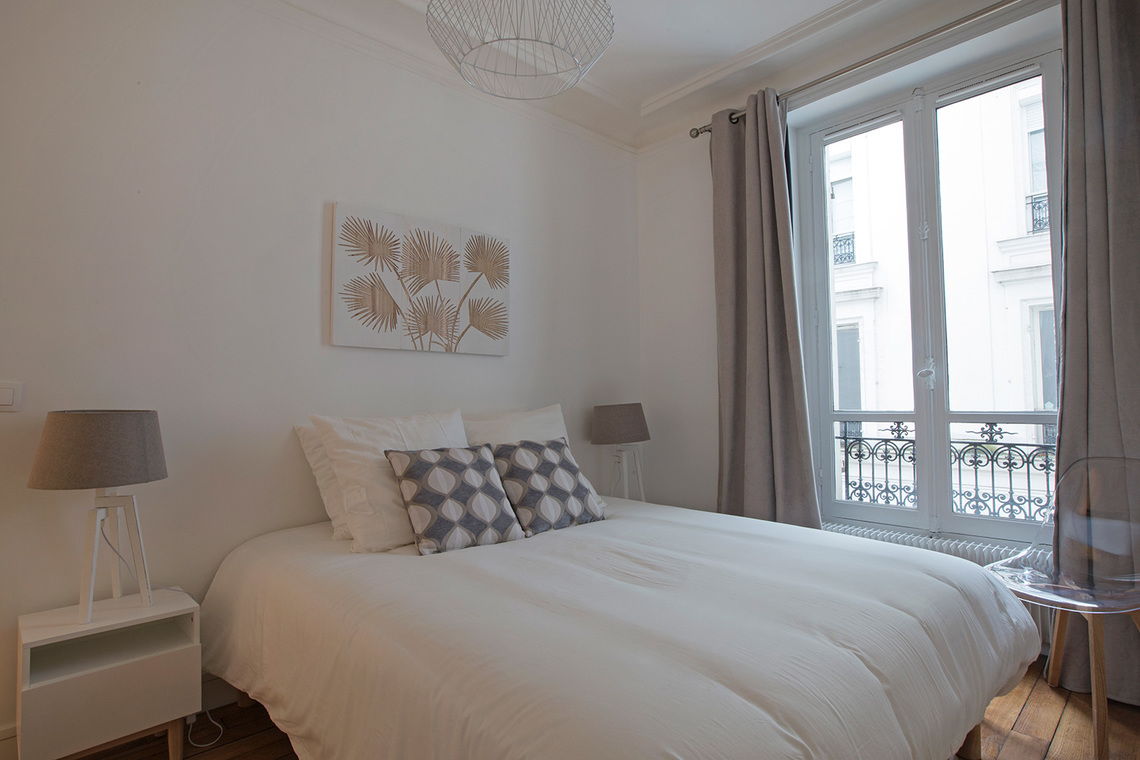 Apartamento Paris Rue Lauriston 9