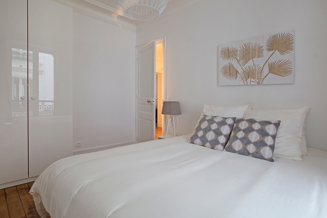 Apartamento Paris Rue Lauriston 10